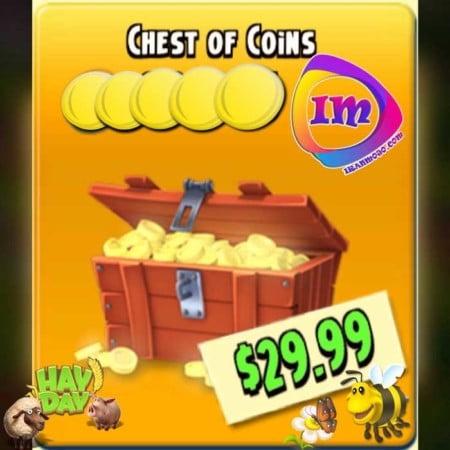ارزان ترین سکه هی دی ۳۰