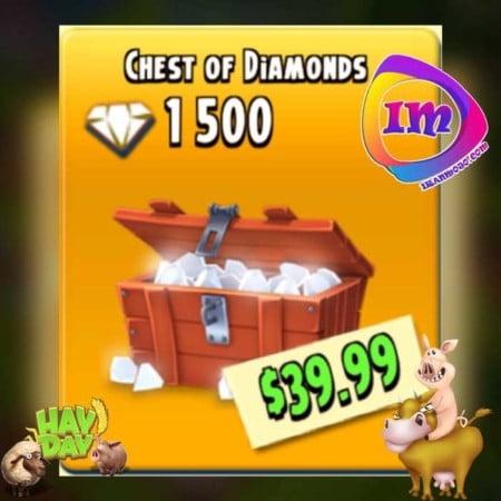 ۱۵۰۰ الماس هی دی