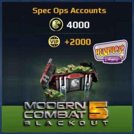 خرید بازی modern Combat