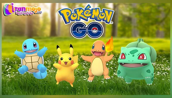 آموزش بازی پوکمون گو Pokemon Go