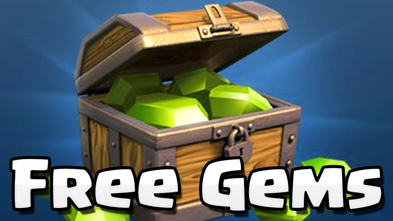 how to get free gems in clash of - خرید جم رایگان