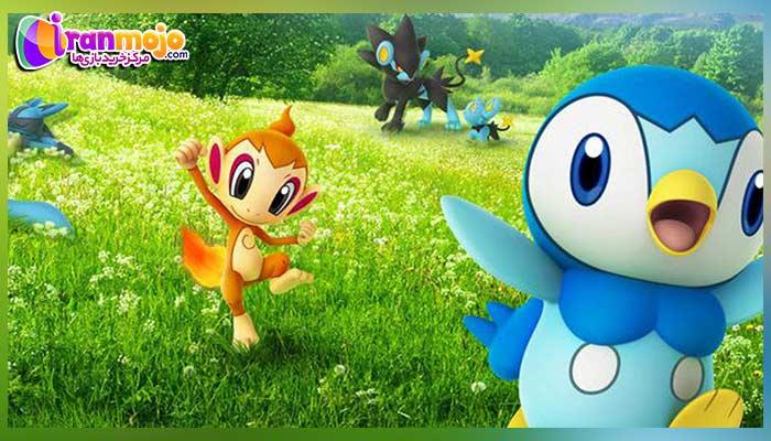 معرفی بازی جدید Pokemon Go
