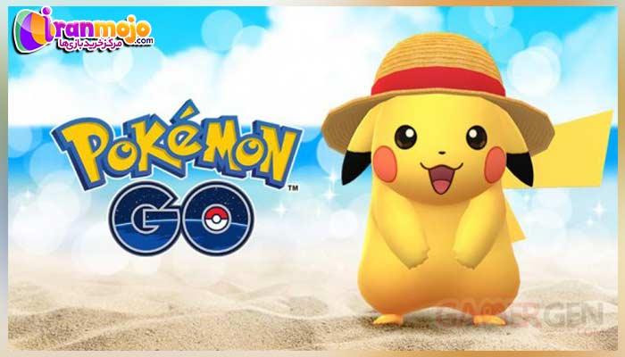 فیلتر شدن بازی Pokemon Go