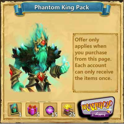 phantom king event