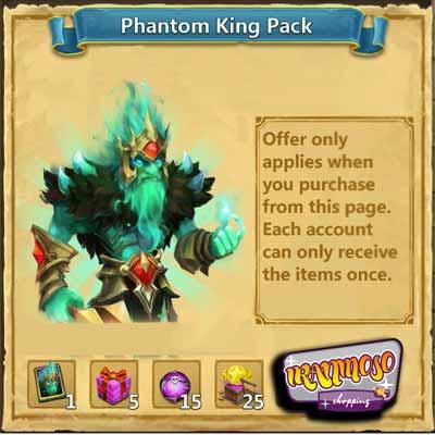 phantom king event