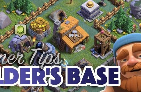 builders base beginner tips 2 495x325 - معرفی و آموزش بازی کلش آف کلنز