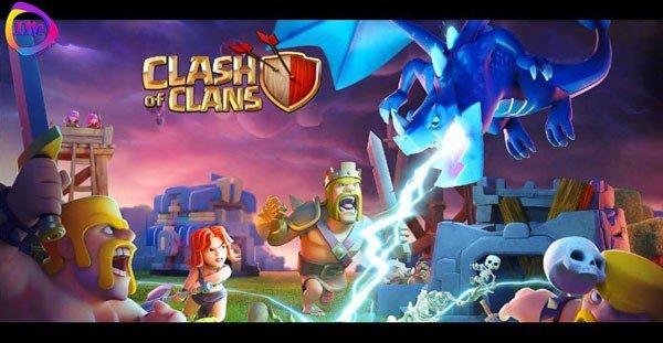 خرید الماس clashof clans