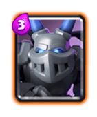 clash royale mega minion - عرشه ماینر دارت گوبلین