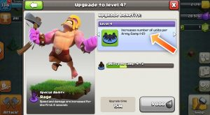 upgrade troops clash of clans builders base 300x165 - دهکده دوم کلش آف کلنز