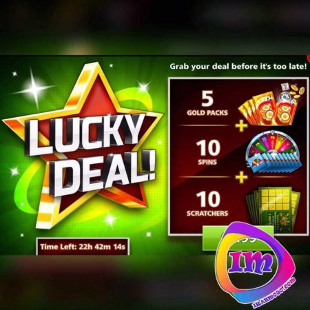 ایونت Lucky Deal ساکر استارز
