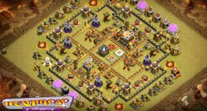 anti miner anti bowler war base th11 300x161 - ضد معدنچی