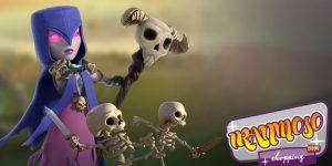 witch thumb 300x150 - معرفی نیروهای دارک اکسیری و قهرمان ها