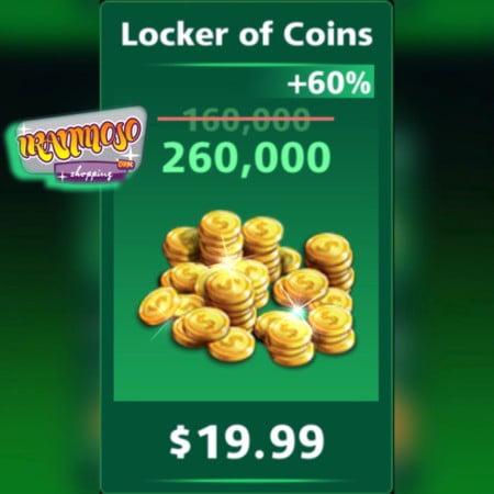 ۲۶۰۰۰۰ سکه برای فوتبال استریک