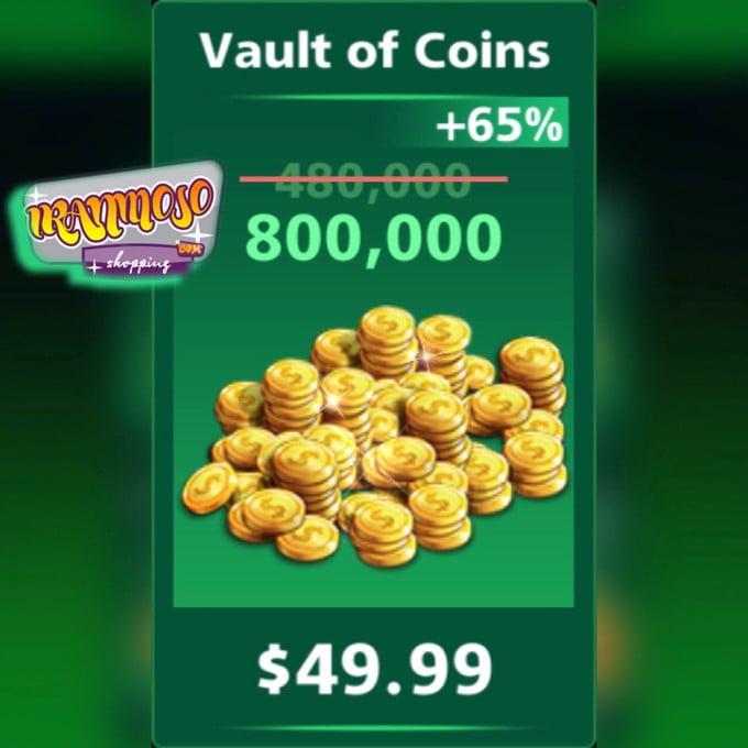 ۸۰۰۰۰۰ سکه فوتبال استریک(۸۰۰هزار)