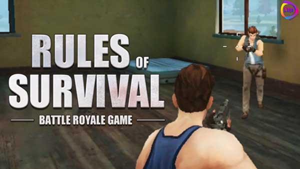 ۳۰۰+۲۰ الماس Rules Of Survival ارزان