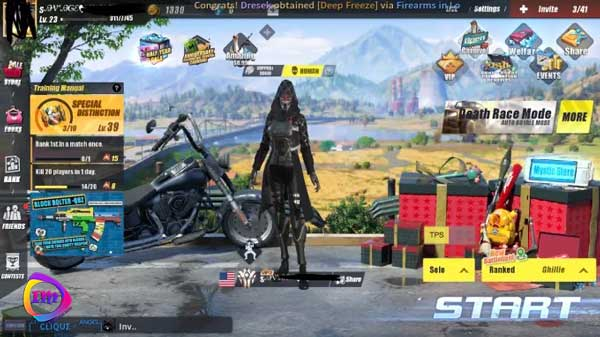 Monthly Special Offer 1 Rules of survival