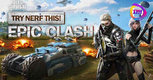 خرید آفر Daily Special Offer2 Rules of survival