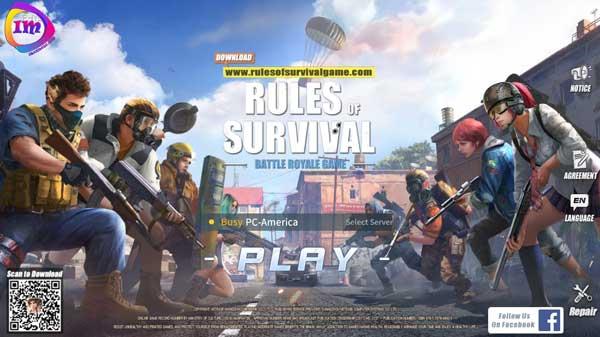 خرید پک monthly pass بازی rules of survival