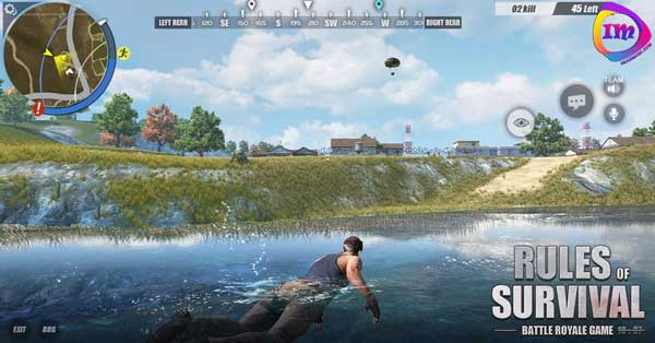 خرید پک monthly pass rules of survival