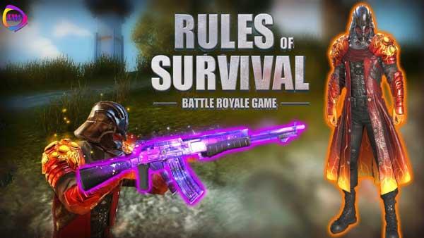 خرید پک weekly pass بازی rules of survival