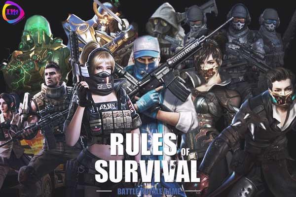 خرید پکهای ابازی rules of survival
