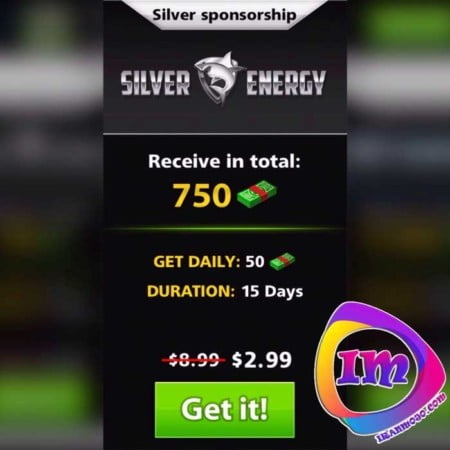 خرید silver sponsorship بازی soccer stars