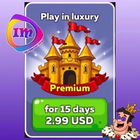 Premium Account پانزده روزه Hustle Castle