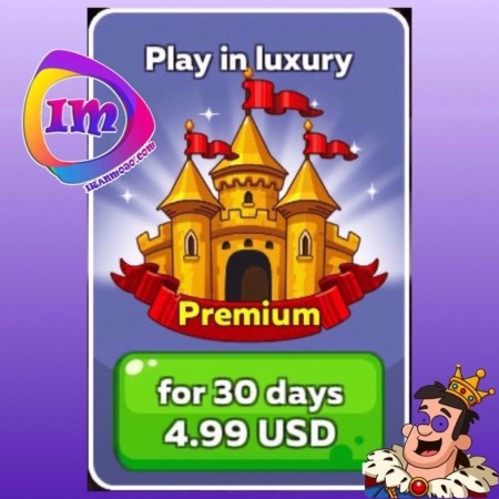 Premium Account یک ماهه Hustle Castle