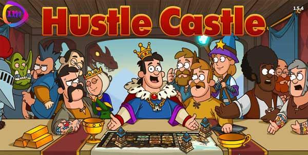 بسته ی premium account پانزده روزه ی hustle castle