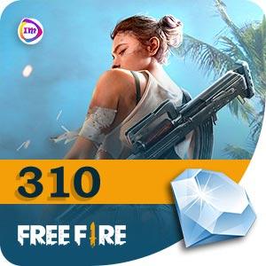 310 الماس Garena Free Fire