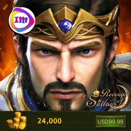 24000 سکه بازی انتقام سلطان