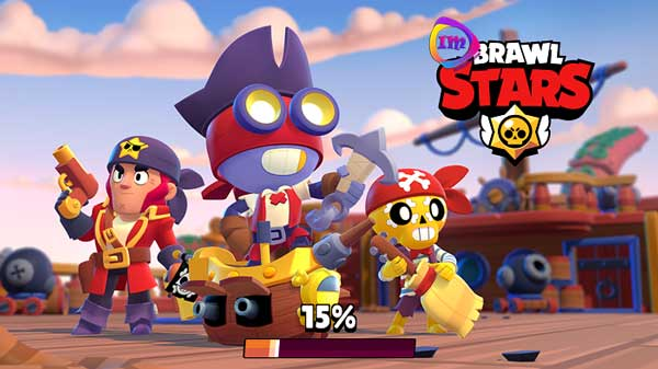 170 جم Brawl Stars