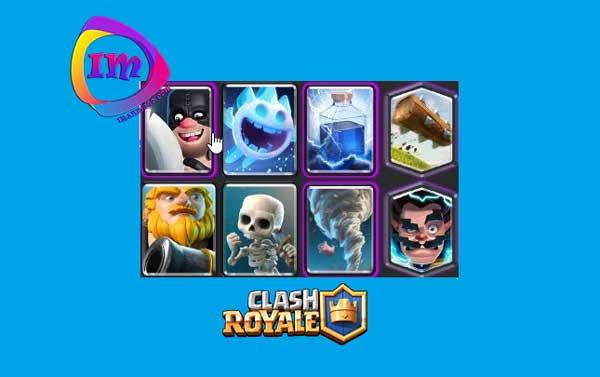 بهترین دک clash royal برای افزایش کاپ