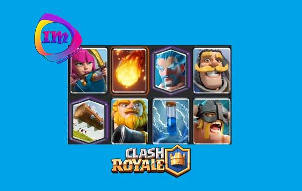 بهترین دک بازی clash royal برای افزایش کاپ