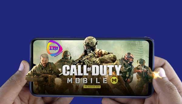 کال آف دیوتی بازی آنلاین موبایل