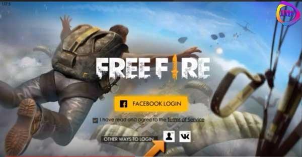راه ساده تغییر سرور free fire