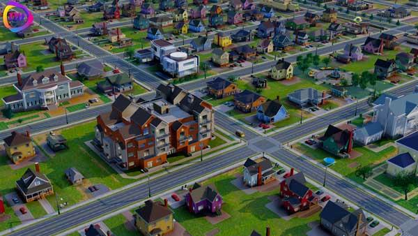 خرید بسته 550 دلار بازی Simcity ارزان قیمت