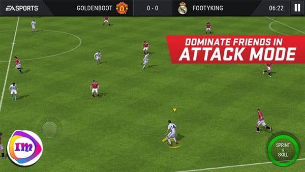 بازی فیفا موبایل ، کیفیت فوتبال را احساس کنید!