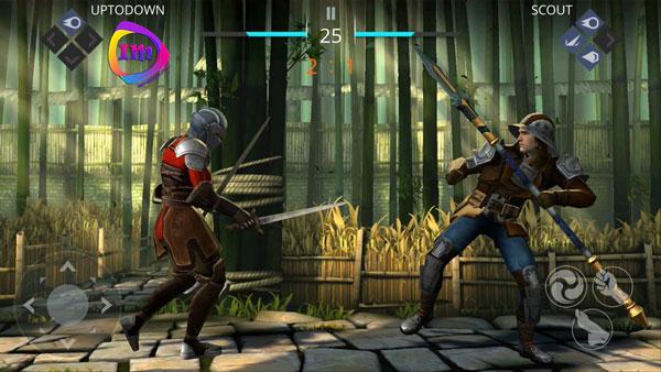 معرفی بازی  shadow fight