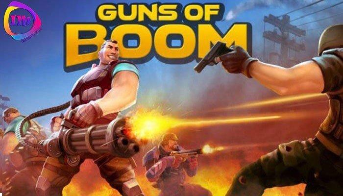 بازی موبایلی Guns Of Boom