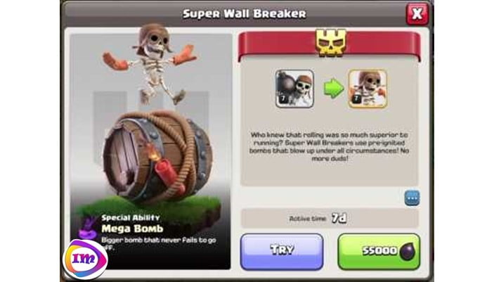 Super Wall Breaker