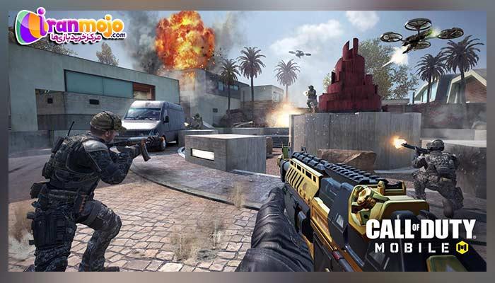 نسخه موبایل Call of Duty