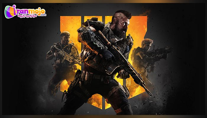 خرید سی پی Call of Duty Black Ops 4
