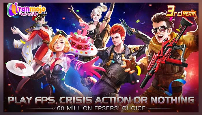 معرفی بازی Crisis Action: Rise of Mech