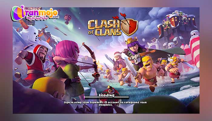 جم clash of clans