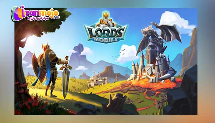 معرفی بازی لردز موبایل