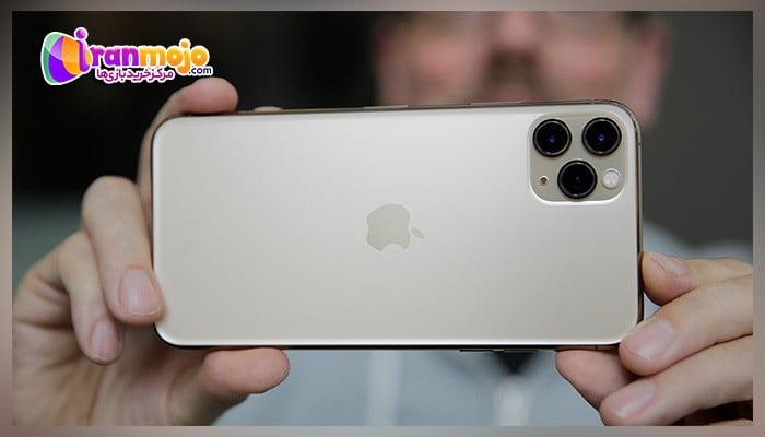 گوشی موبایل آیفون ۱۱ مکس پرو