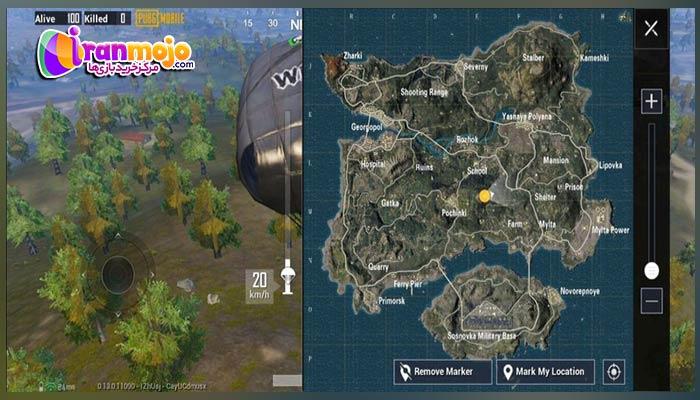 راهنمای بازی پابجی موبایل