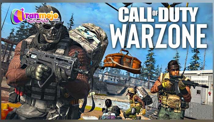 نسخه موبایل Call of Duty Warzone