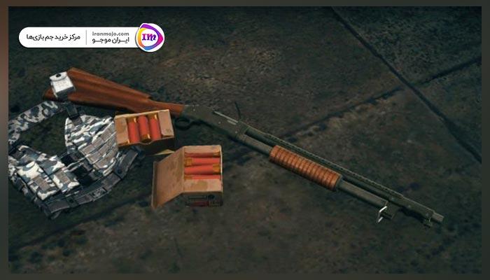 انواع شاتگان در بازی PUBG Mobile